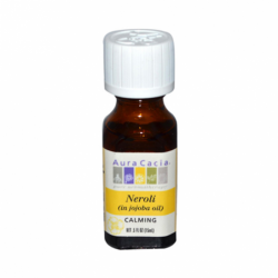 Neroli in jojoba oil, .5 fl oz (15 mL) Liquid
