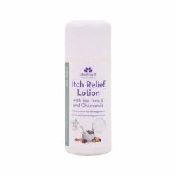 Itch Relief Lotion with Tea Tree, E and Chamomile, 6 fl oz Lotion