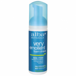 Very Emollient Foam Shave  Sea Mist, 5 fl oz (145 mL) Liquid