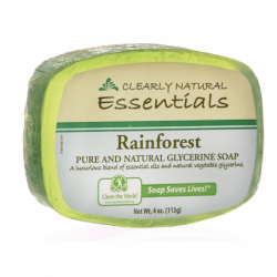 Glycerine Bar Soap Rainforest, 4 oz Bar(s)