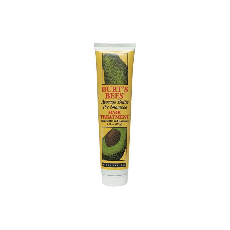 Avocado Butter PreShampoo Treatment, 4 fl oz Liquid