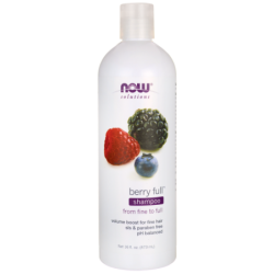 Natural Berry Full Volumizing Shampoo, 16 fl oz (473 mL) Liquid