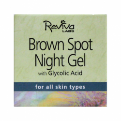Brown Spot Night Gel with...