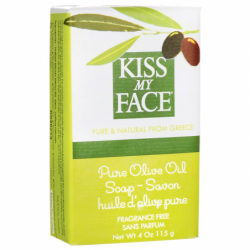 Bar Soap Pure Olive Oil, 4...