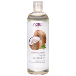 Pure Fractionated Liquid Coconut Oil, 16 fl oz (473 mL) Liquid