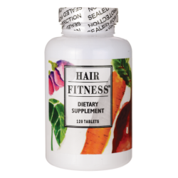 Hair Fitness, 120 Tabs