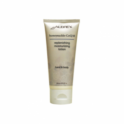 Replenishing Moisturizing Lotion HoneysuckleCoQ10, 3 fl oz (89 mL) Lotion