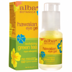Hawaiian Eye Gel  Revitalizing Green Tea, 1 oz (28 grams) Gel