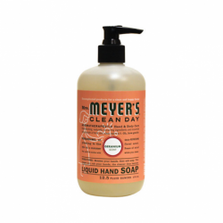Clean Day Liquid Hand Soap  Geranium, 12.5 fl oz (370 mL) Liquid