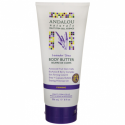 Firming Body Butter  Lavender Shea, 8 fl oz (236 mL) Cream