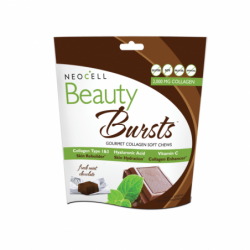 Beauty Bursts  Fresh Mint Chocolate, 2,000 mg 60 Chwbls