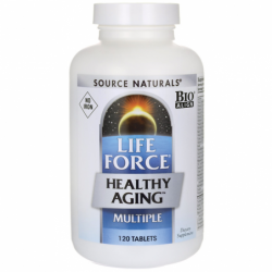Life Force Healthy Aging Multiple, 120 Tabs