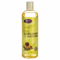 Pure Sunflower Oil, 16 fl oz Liquid