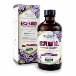 Resveratrol Cellular AgeDefying Tonic Super Berry, 5 fl oz Liquid