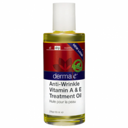 AntiWrinkle Vitamin A & E Treatment Oil, 2 fl oz Liquid