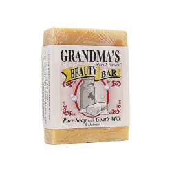 Grandmas Beauty Bar Almond, 4 oz Bar(s)