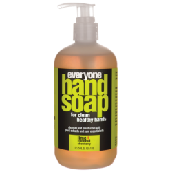 Everyone Hand Soap  Lime  Coconut Strawberry, 12.75 fl oz (377 mL) Liquid