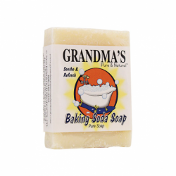 Grandmas Baking Soda Soap,...