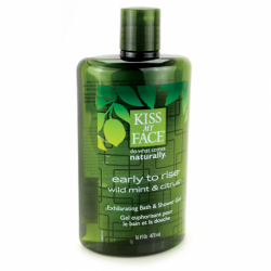 Exhilarating Bath & Shower Gel Early To Rise Mint & Citrus, 16 oz Gel