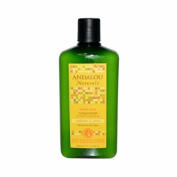 Healthy Shine Conditioner  Sunflower & Citrus, 11.5 fl oz (340 mL) Liquid