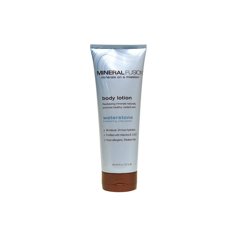Mineral Body Lotion Waterstone, 8 oz Lotion
