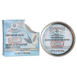 Foot Repair Salve  Peppermint, 2.1 oz Salve
