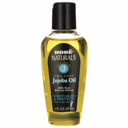 Organic Jojoba Oil, 2 fl oz Liquid