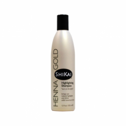 Henna Gold Highlighting Shampoo, 12 fl oz (355 mL) Liquid