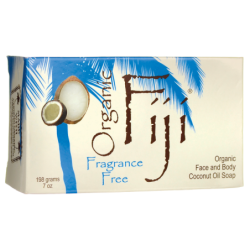 Face and Body Coconut Oil Soap, 7 oz Bar(s)