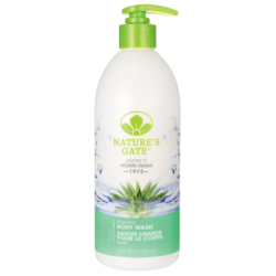 Aloe Vera Body Wash, 18 fl oz (532 mL) Liquid