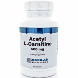 Acetyl LCarnitine, 500 mg...
