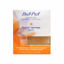 BufPuf Facial Sponge Gentle, 1 Unit