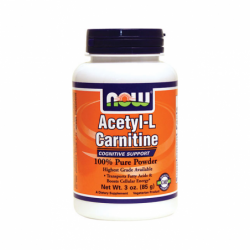 AcetylL Carnitine, 635 mg 3 oz (85 grams) Pwdr