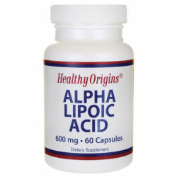 Alpha Lipoic Acid, 600 mg...