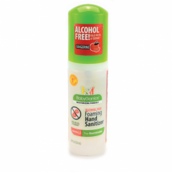 The Germinator Foaming Hand Sanitizer  Tangerine, 1.69 fl oz Liquid