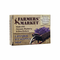 Lavender Eucalyptus Soap, 5.5 oz Bar(s)