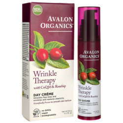 Wrinkle Therapy with CoQ10 & Rosehip  Day Creme, 1.75 oz (50 grams) Cream