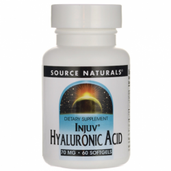 Injuv Hyaluronic Acid, 70 mg 60 Sgels
