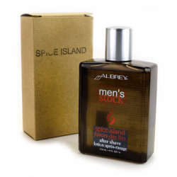 Mens Stock After Shave Spice Island, 4 fl oz (118 mL) Liquid