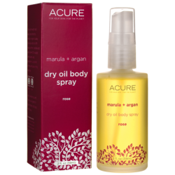 Dry Body Oil Spray  Rose, 2 fl oz (59 mL) Liquid