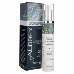 Calming Skin Therapy Moisturizer with Aloe & Sea Aster, 1.7 fl oz (50 mL) Lotion