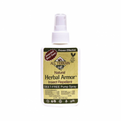 Herbal Armor Insect Repellent Spray, 4 fl oz (120 mL) Liquid