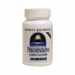 Pregnenolone Cherry Flavored, 10 mg 120 Tabs
