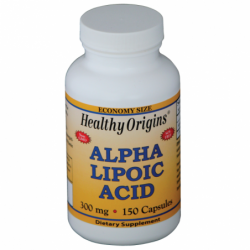 Alpha Lipoic Acid, 300 mg 150 Caps