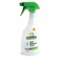 The Cleaner Upper Toy & Highchair CleanerFragrance Free, 17 fl oz Liquid