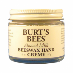 Almond Milk Beeswax Hand Creme, 2 oz Cream