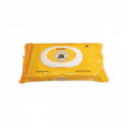 Baby Bee ChlorineFree Wipes, 72 Wipes