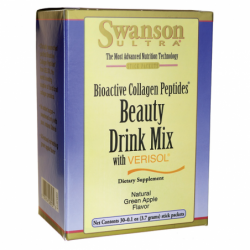 Beauty Drink Mix with Verisol, 30-0.1 oz (3.7 grams) Pkts