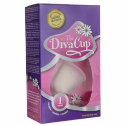 The Diva Cup Model 1 PreChildbirth, 1 Unit