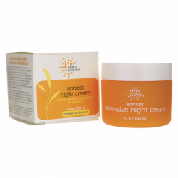 Apricot Night Cream, 1.65 oz Cream